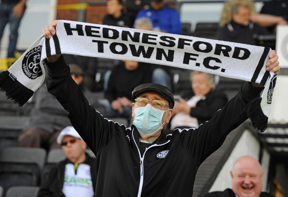 Hednesford Town FC vs Stourbridge FC