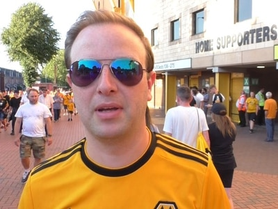 'We weren't at the races today!' Wolves fans relieved after late equaliser - WATCH