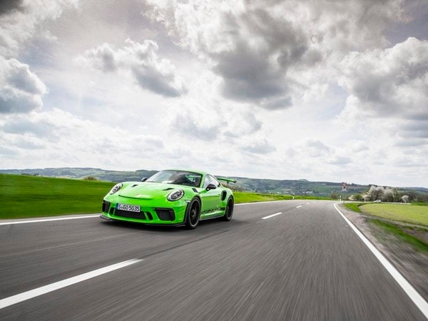 UK Drive: The Porsche 911 GT3 RS offers a mesmerising driving experience