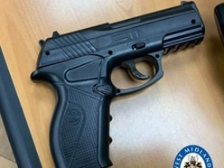 Imitation gun seized from Smethwick man trying to steal from shop