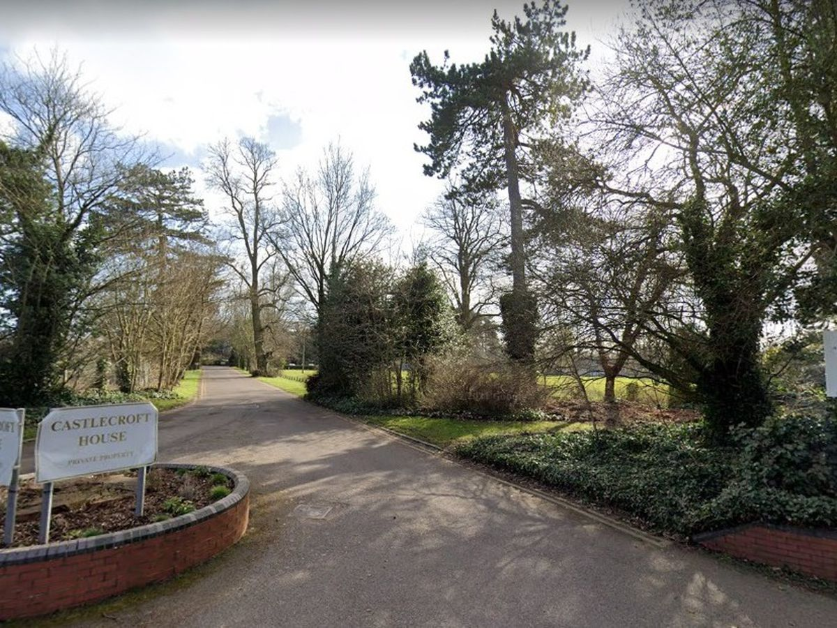 The entrance to Wolverhampton Rugby Union Football Club off Castlecroft Road. Photo: Google Maps