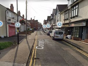 Coton Lane in Erdington. Photo: Google Street View