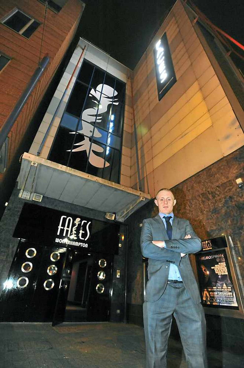 Big Turnout In Tunisia >> Revamped Faces nightclub opens in Wolverhampton | Express & Star