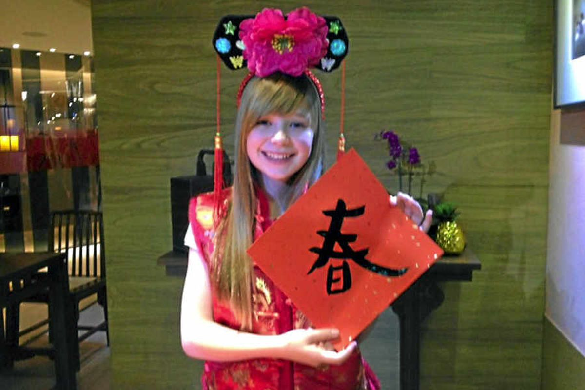 Connie Talbot shows Easter promise with Taiwan album number one