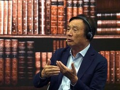 Huawei founder says revenue will be billions below forecasts