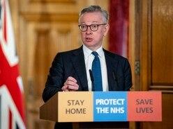 Michael Gove admits 'communication confusion' over EU ventilator scheme mix-up