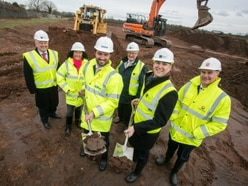 Work underway on £38m Liberty Park development