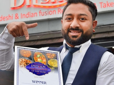 Express & Star's Indian Restaurant of the Year: The best curry houses across the Black Country and Staffordshire