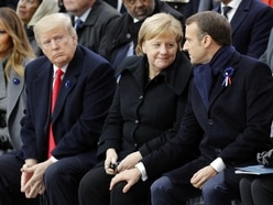 Donald Trump's jibes at Emmanuel Macron prompt French backlash