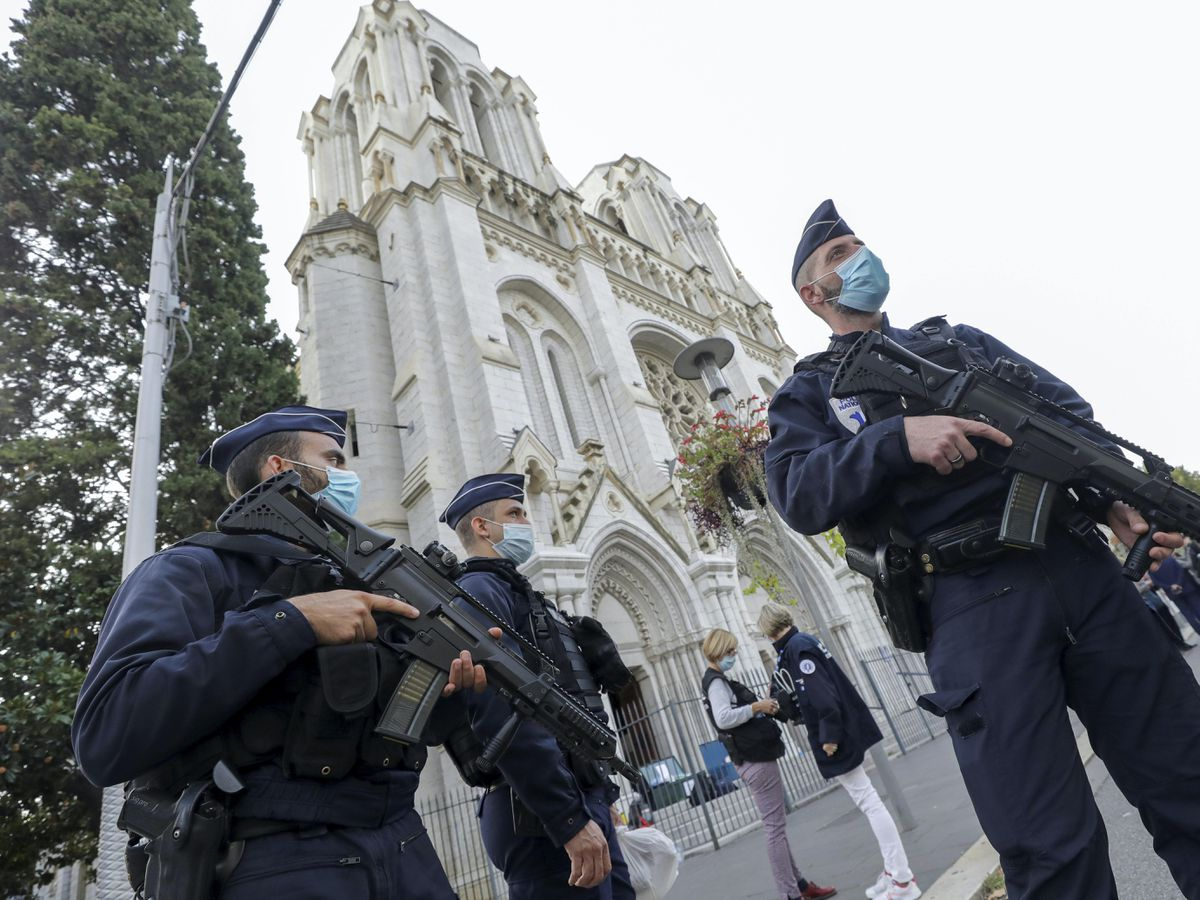 47-year-old man arrested over knife attack in France