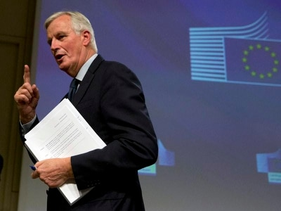 Trade deal possible by the end of 2020, EU chief negotiator says