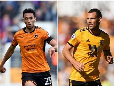 Wolves duo Roderick Miranda and Leo Bonatini to return