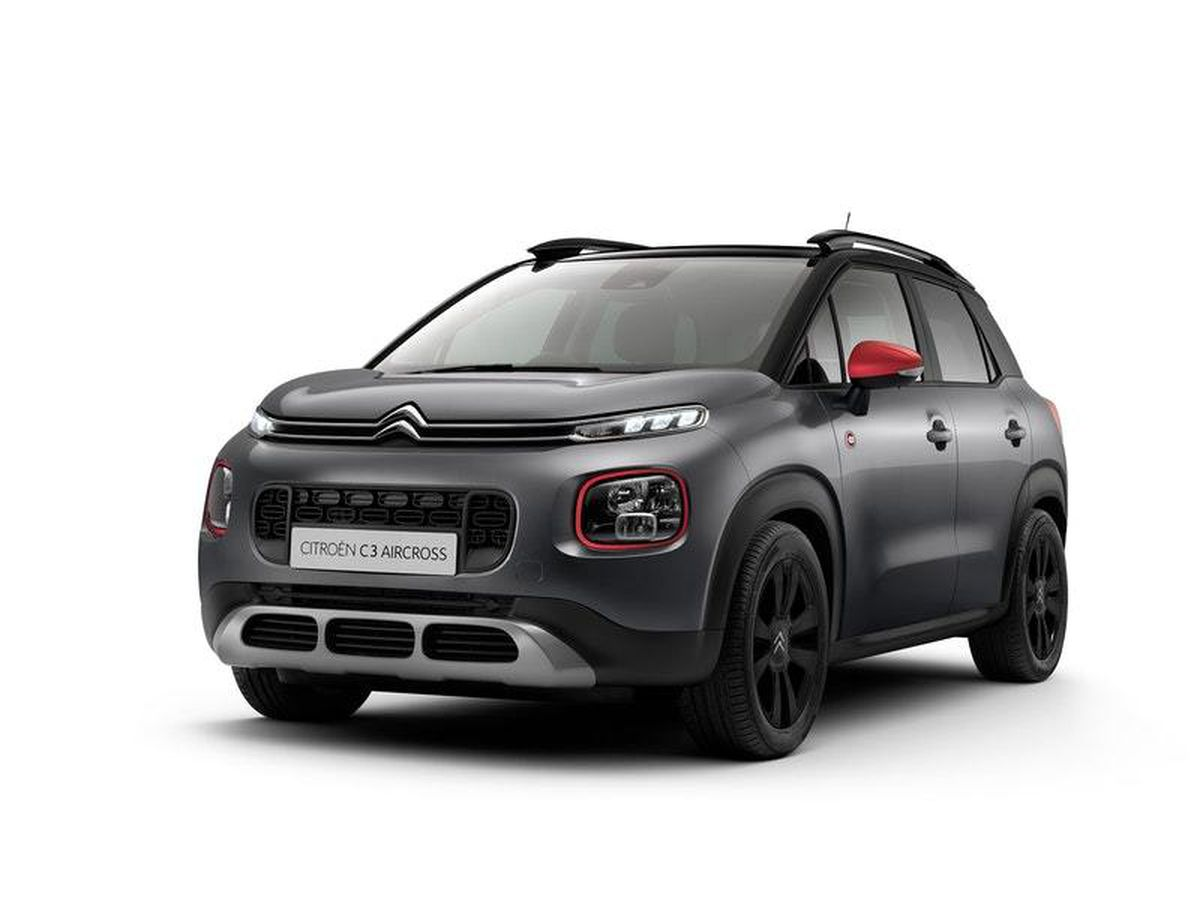 The new C-Series C3 Aircross gets a variety of styling enhancements