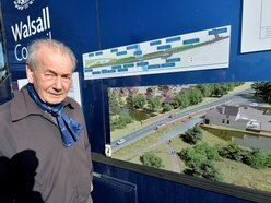 Mixed views as residents have say on new bridge in Pelsall