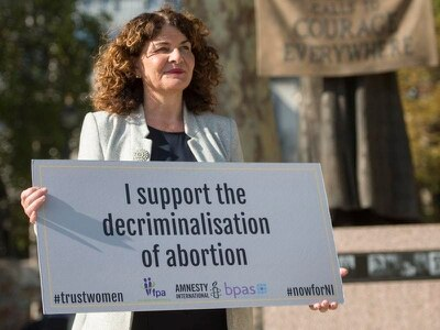 Abortion Bill unlikely to pass, Downing Street indicates