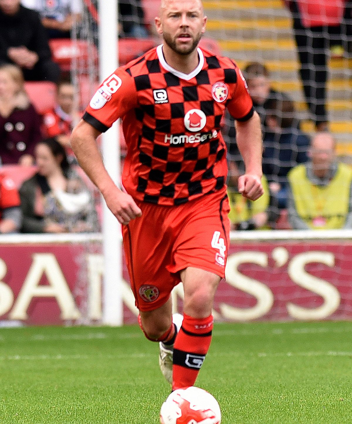 Walsall's James O'Connor