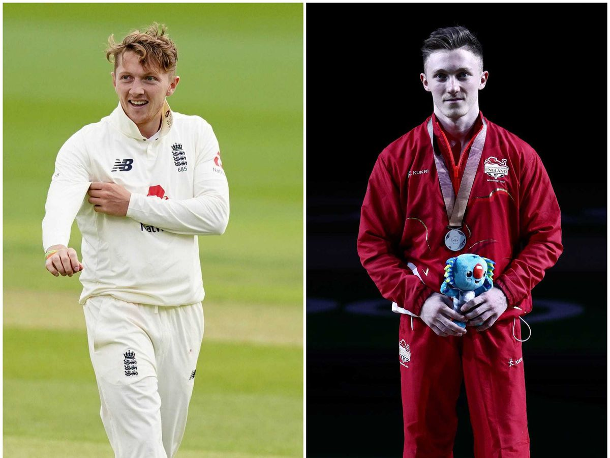 Dom Bess and Nile Wilson were in the spotlight on Thursday