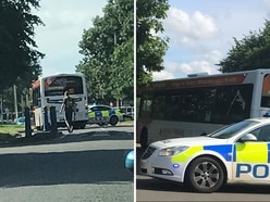 Teenager slashed in daylight Wolverhampton attack