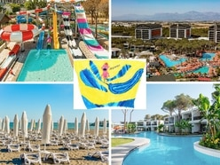 We sent an eight year-old boy to review a 5 star holiday resort - and his report is so sweet