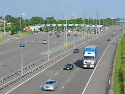 'Illegal immigrants' found inside lorry on M6 Toll