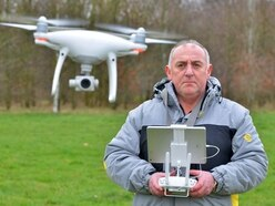 How airport shutdown grounded drone users