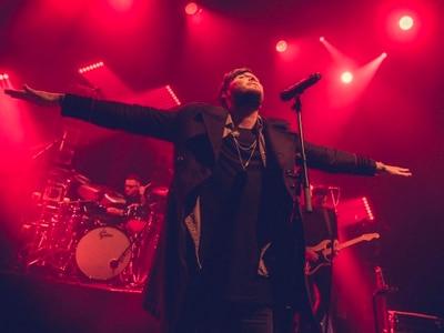 James Arthur talks ahead of gig at Birmingham Genting Arena
