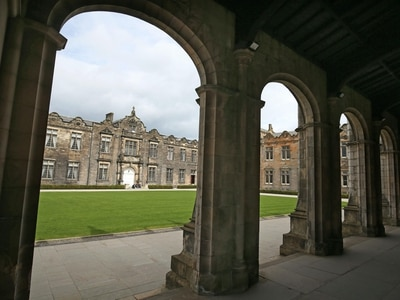 Coronavirus outbreak at University of St Andrews after freshers' party in halls