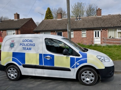 Man, 47, arrested over woman's death in Hednesford