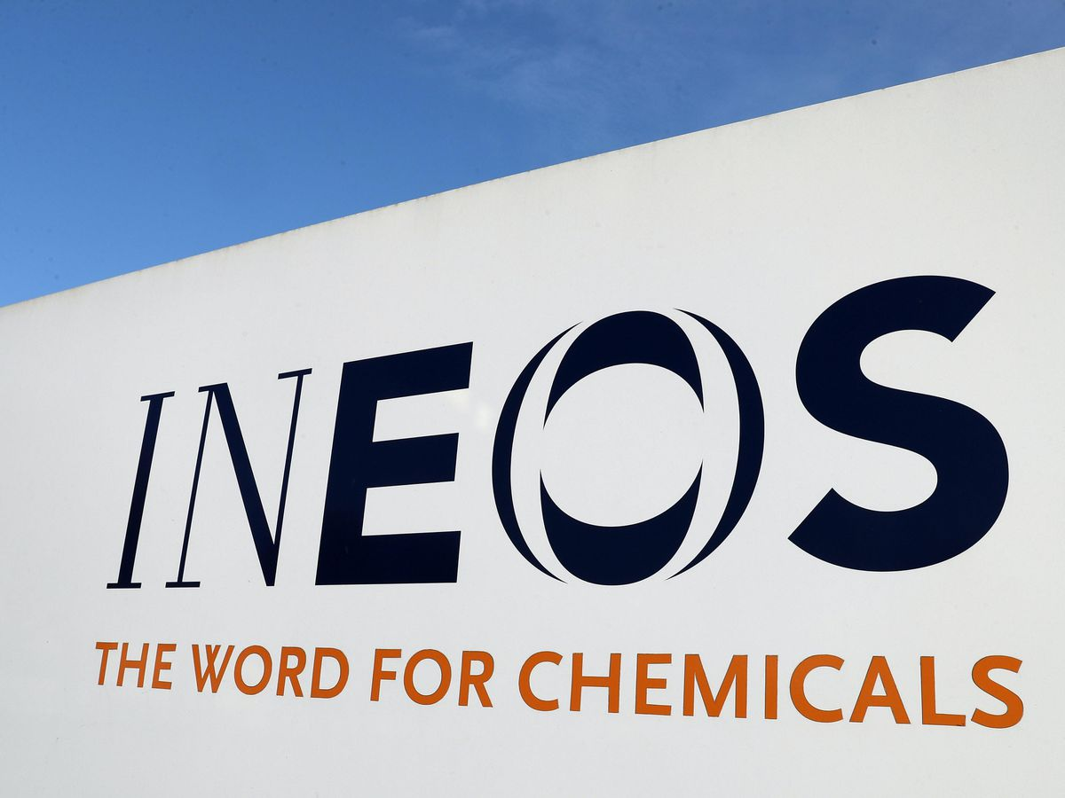 Ineos sign