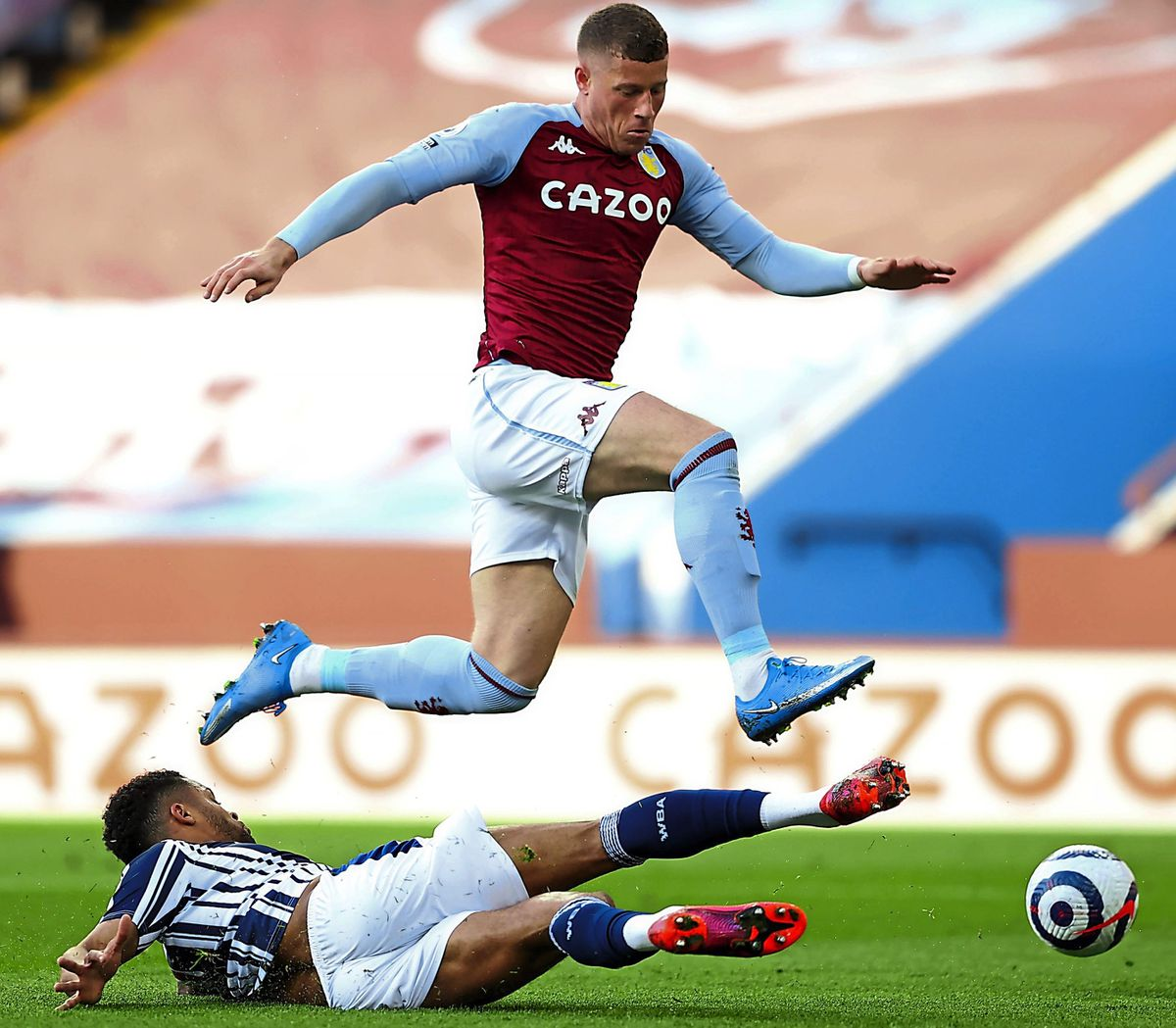 Ross Barkley has been showing some improved performances for Villa recently