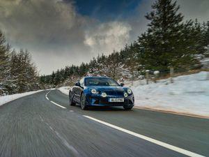 Alpine A110 Legende