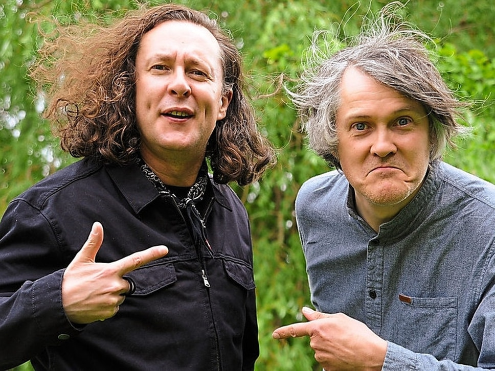 The Wonder Stuff and Ned's Atomic Dustbin team up to launch limited-edition real ale
