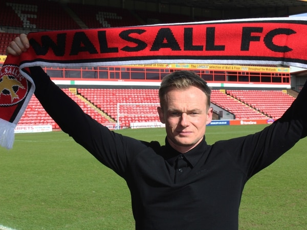 Chris Marsh: I can't wait to see Dean Keates make his mark at Walsall