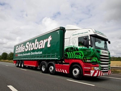 Investor buys Stobart site in £135m spree