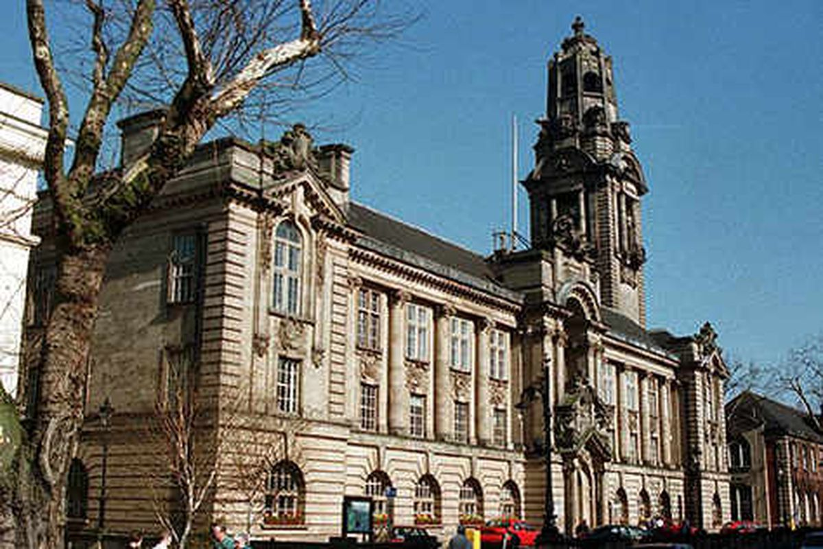 Walsall Council staff may be moved to private firms