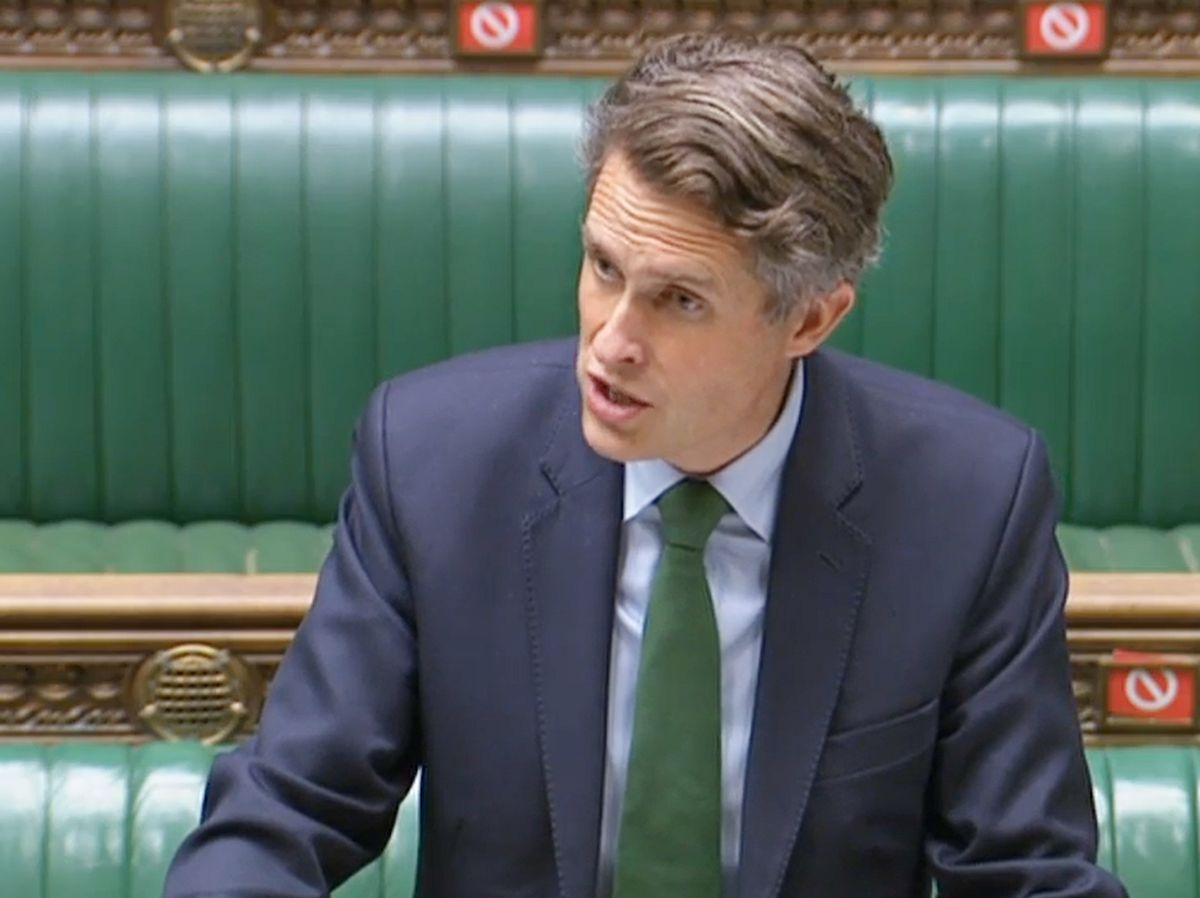 Gavin Williamson wants to see a shift away from green belt development