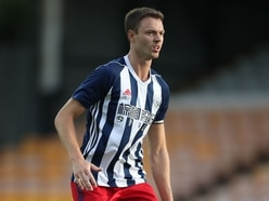 West Brom captain Jonny Evans hasn't travelled to Burnley with team