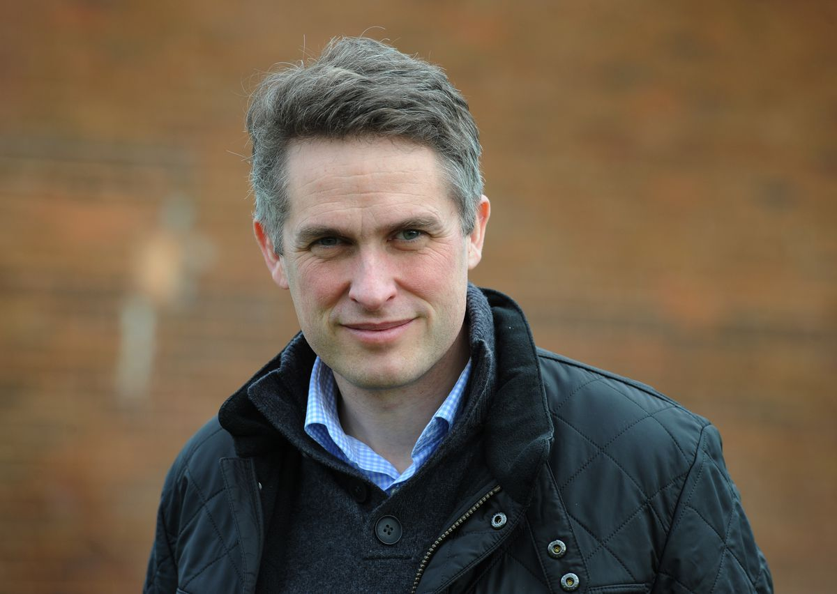 Gavin Williamson MP reckons Wolverhampton would make a worthy winner of the City of Culture context