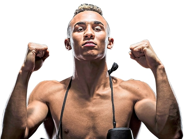 Darlaston boxing star Ben Whittaker getting ready for a European Games mission