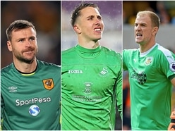 West Brom search for goalkeeper to compete with Sam Johnstone