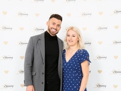 Slimmer meets Dancing on Ice star