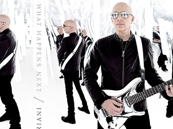 Album review: Joe Satriani - What Happens Next
