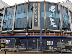 Work starts ahead of Faces nightclub demolition