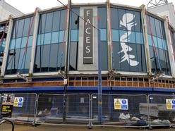 Work starts ahead of Faces nightclub demolition
