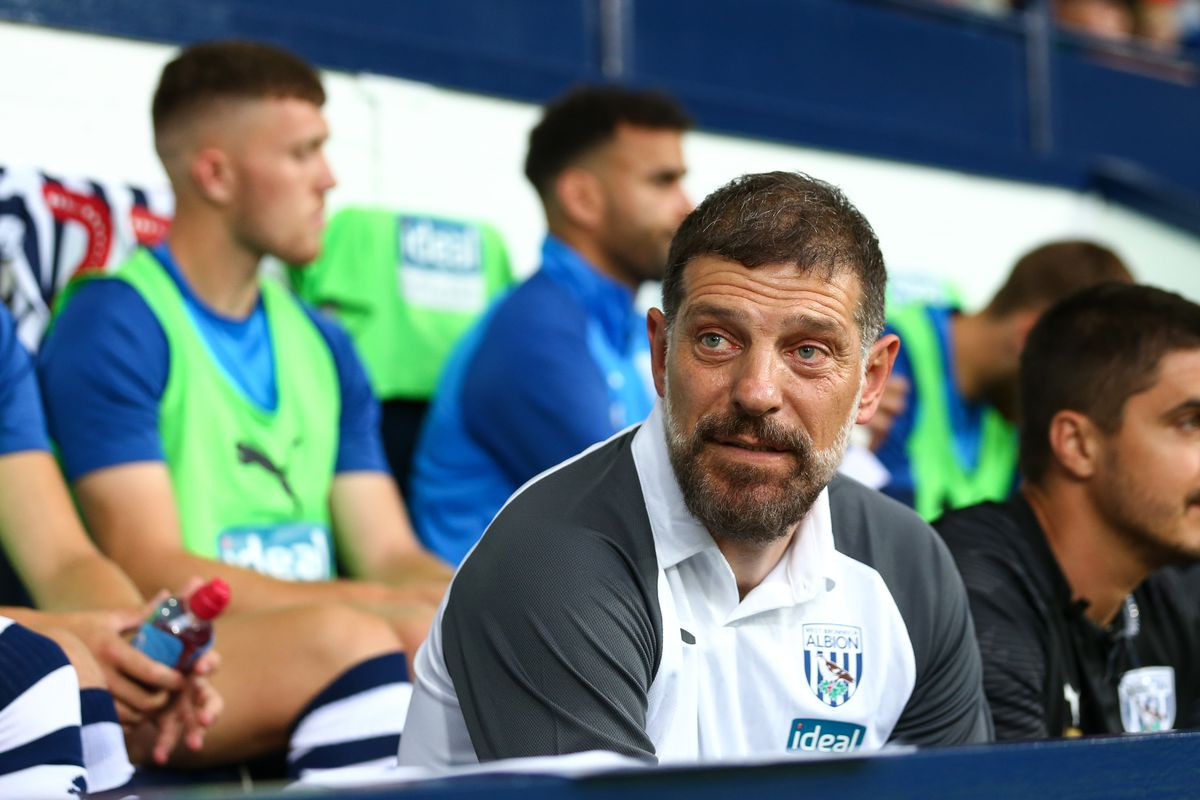 Slaven Bilic's side impressed in his first game at The Hawthorns. (AMA)
