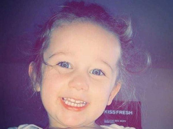 Kaylee-Jayde Priest was aged three when she died