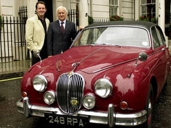 Chance to inspect Morse's famous Jaguar at Bridgnorth birthday celebration