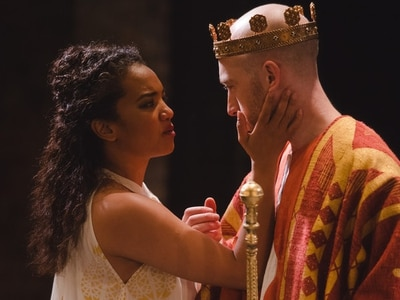 Dido Queen of Carthage, Swan Theatre, Stratford - review