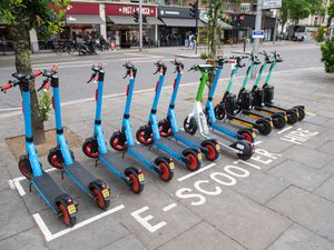 E-Scooters in London