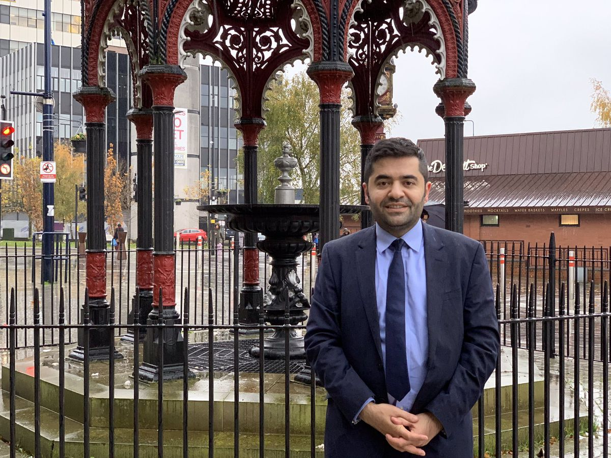 Ibrahim Dogus, the mayor of Lambeth, was brought in by Labour to replace Tom Watson